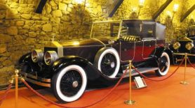 'Loizaga Tower' - Old and Classical Car Museum
